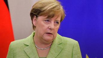 Пиар-акция канцлера Германии в Сочи