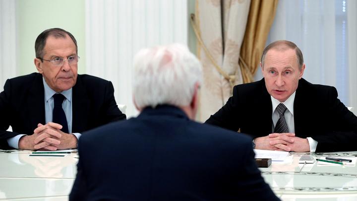 России не нужна большая восьмерка