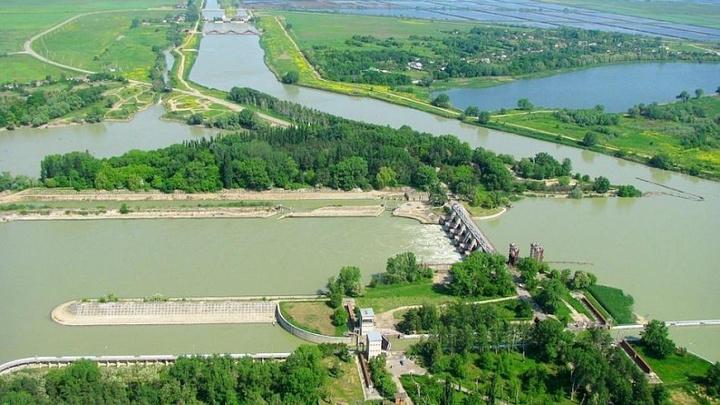 На Кубани отремонтируют плотину Федоровского гидроузла
