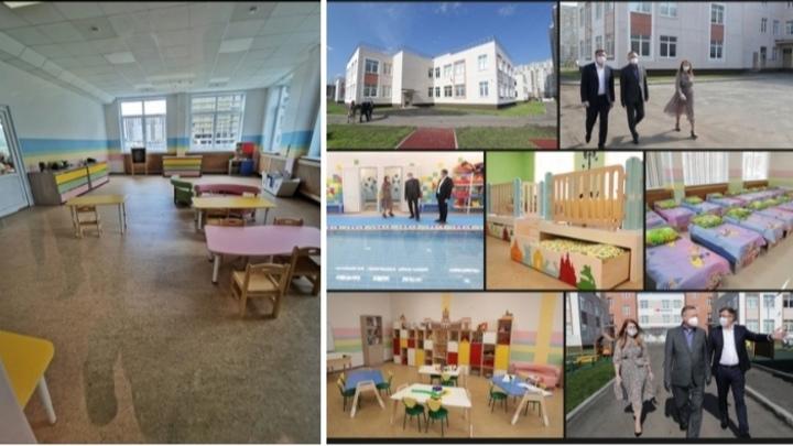 """После визита Беглова декорации сняли"""": в новом садике в Шушарах дети спят стоя?"""