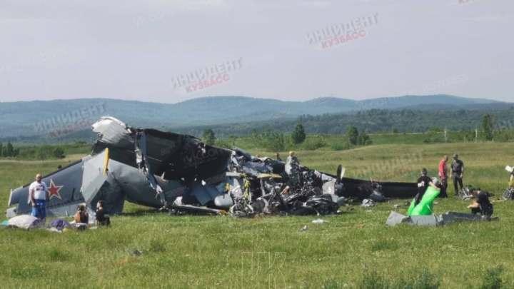 Названы имена погибших при крушении самолета в Кузбассе