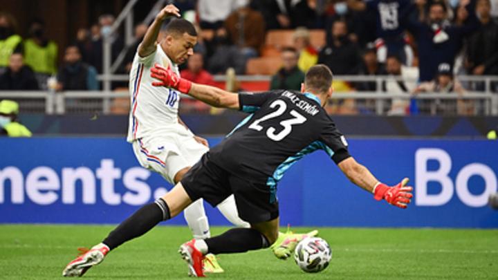 Франция стала вторым победителем Лиги наций: Сборная Испании уступила в финале