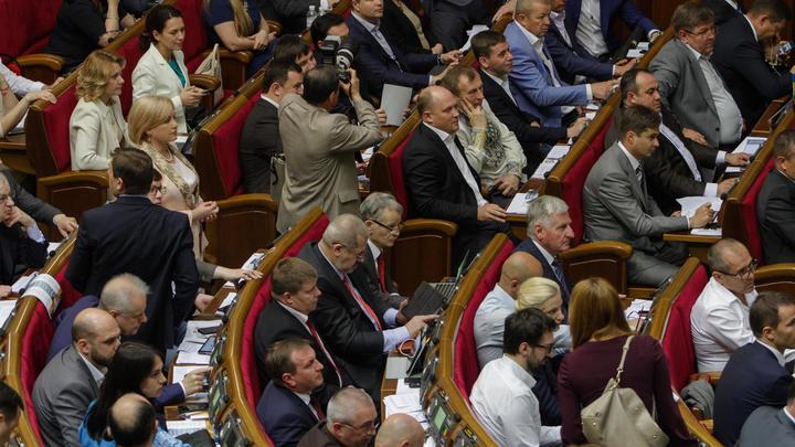 Вся Украина под пятой Госдепа: Экс-глава Рады раскрыл всю подноготную власти Порошенко
