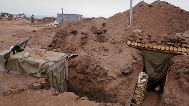 Королевская бригада ВСУ вплотную подошла кДонецку
