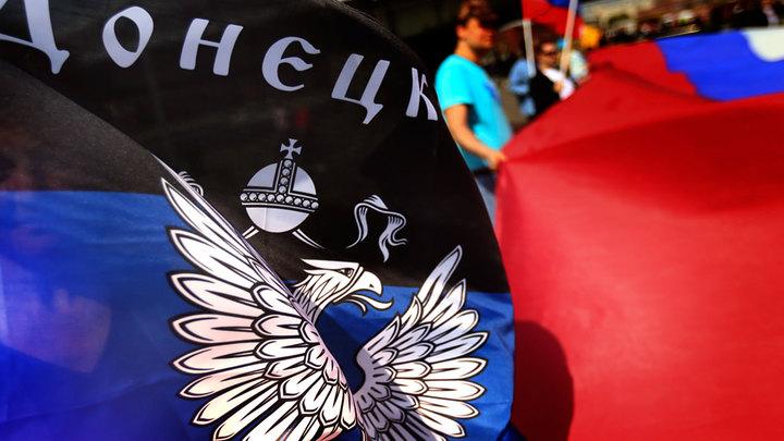В Донбассе вершится история, которую никто не замечает