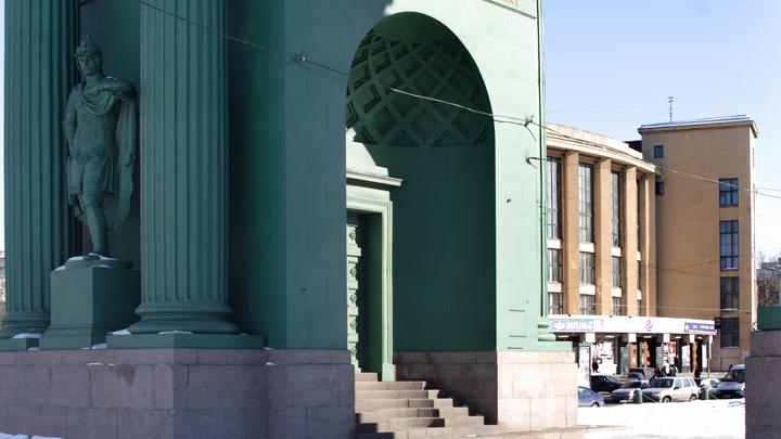 В Санкт-Петербурге ДК Горького сменил название и стал собственностью Ленинградской области