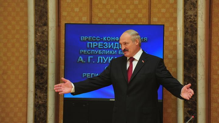 Президент Беларуси Лукашенко дал добро на Большой разговор