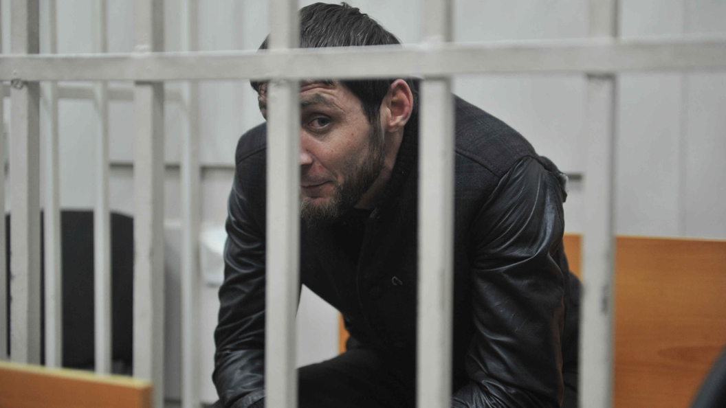Убийцы Бориса Немцова приговорены к срокам от 11 до 20 лет