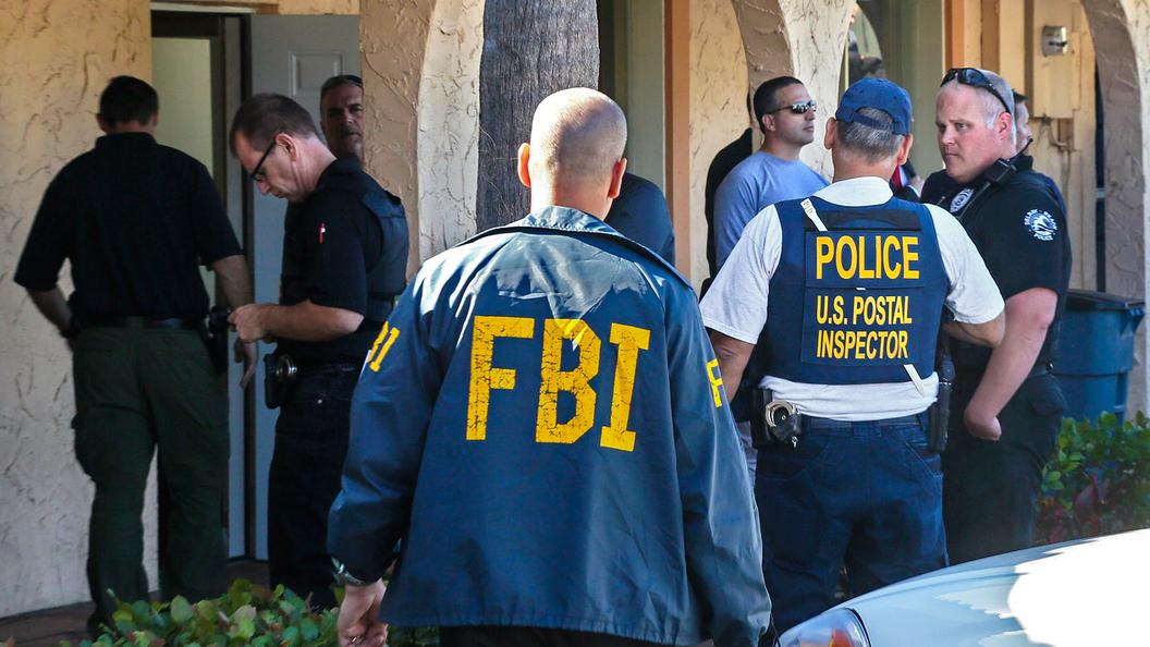В Сети продают фургон ФБР с оборудованием для слежки