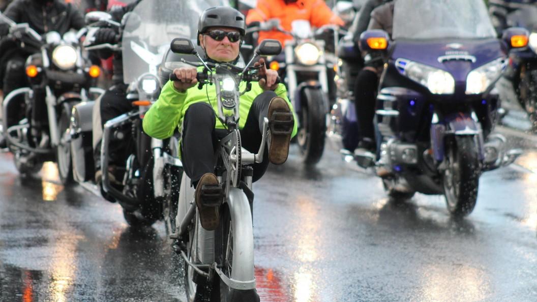 Минобороны пересаживается на электромотоциклы Калашникова