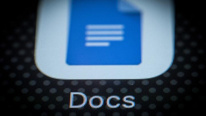 В регионах России завис Google Docs. В сбое заподозрили навальнят