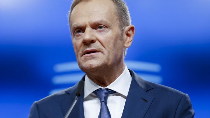 Глава Евросовета по-русски выразил скорбь в связи с трагедией в Кемерове