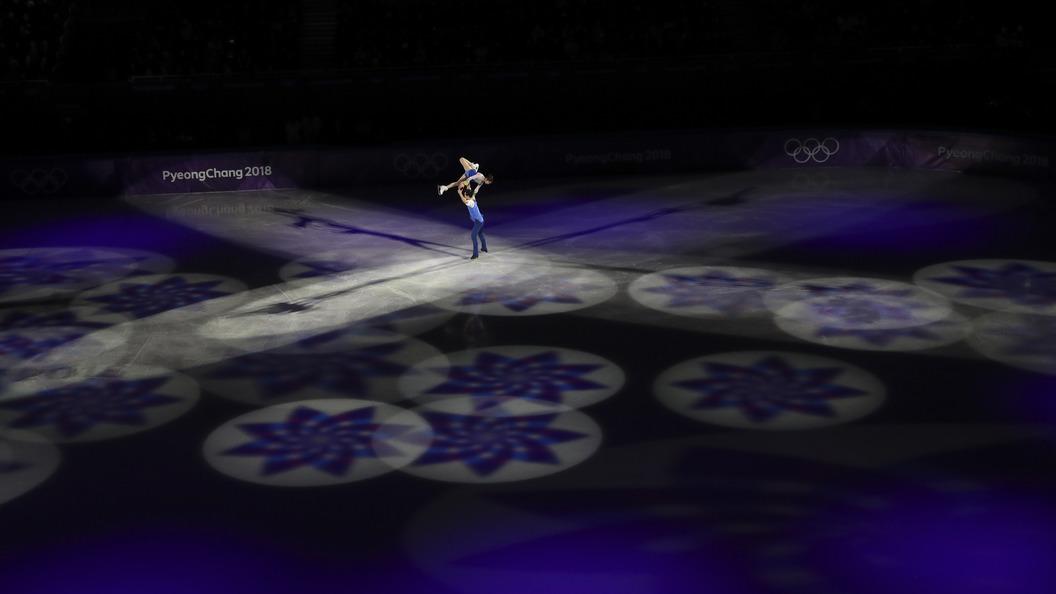 Началась церемония закрытия Олимпийских игр вПхенчхане