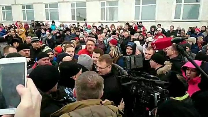 Глава Волоколамского района стал первой жертвой мусорного скандала
