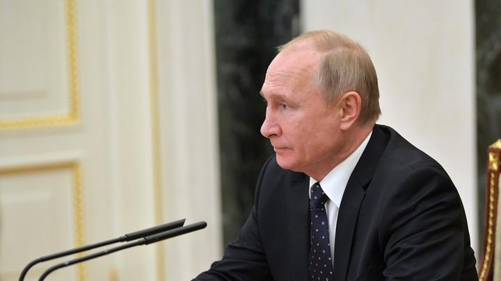 Президент России подтвердил выход страны из ДРСМД