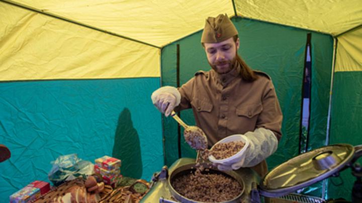 В Челябинской области военные установят палатку для пациентов ожидающих КТ