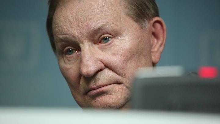 Ему там сложно: Кучма вышел из Минских переговоров