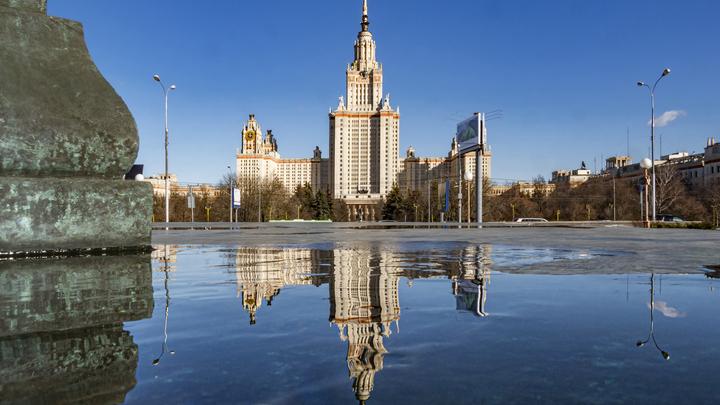В МГУ объяснились за казус с появлением дочери Шувалова в списке зачисленных на бюджет