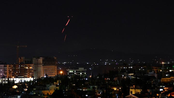 Израиль ударил в ответ или сорванная провокация? Сирийские ПВО отразили атаку