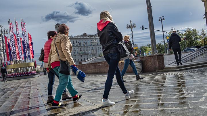 Холодные и дождливые выходные ждут нижегородцев 18 и 19 сентября