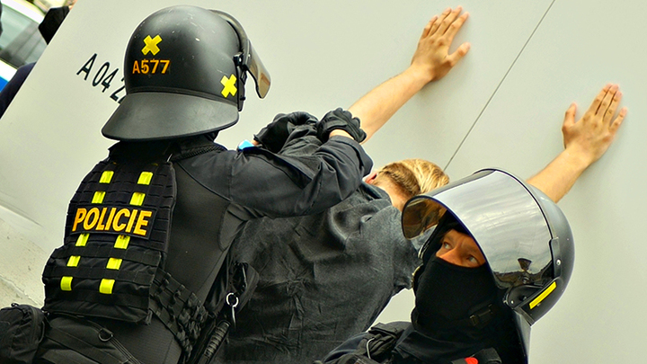 У задержанного в Праге Александра Франчетти одна надежда – на Россию