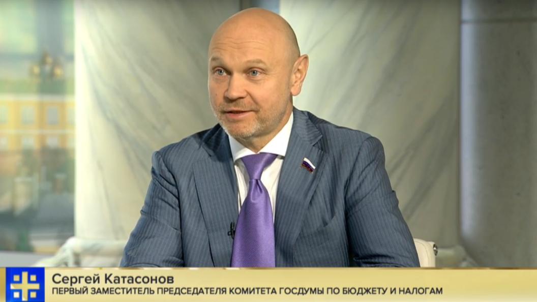 Депутат Госдумы объяснил заявление Исаева о банках, санкциях и Крыме