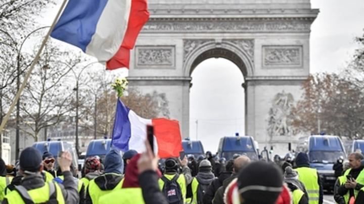 Агент Кремля? Для меня это - честь!: Во Франции осудили ЕС за грубую провокацию против России