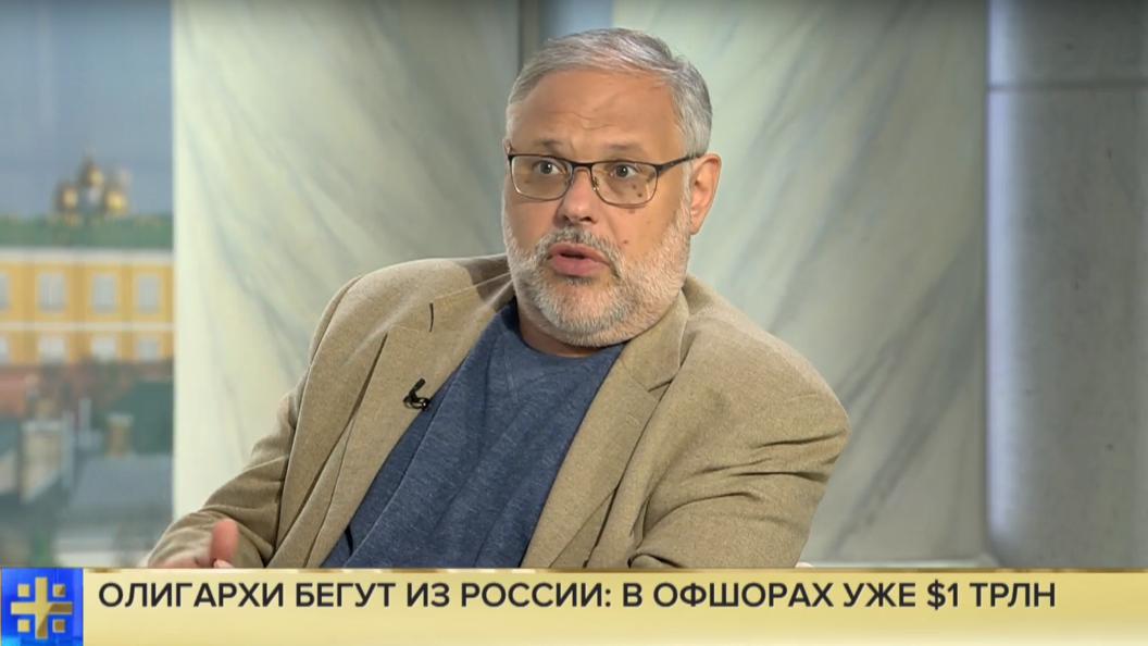 Михаил Хазин: Набиуллина врет 01.06.2018