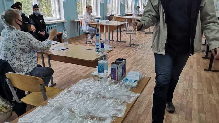 Во Владимирской области проголосовало около 17% избирателей