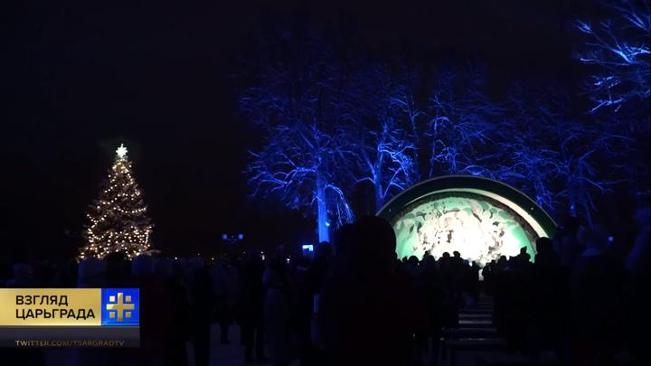 Рождественское чудо: Под Иваново отмечавшие праздник переместились на полтора века назад
