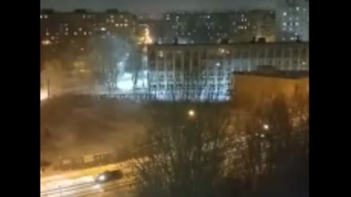 Эксперт рассказал, мог ли салют вызвать взрыв в Калининском районе Челябинска