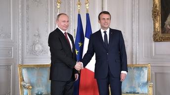 Президент Франции умоляет Россию помочь установить мир в Сирии