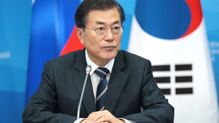 Президент Южной Кореи ответил лидеру КНДР на его приглашение