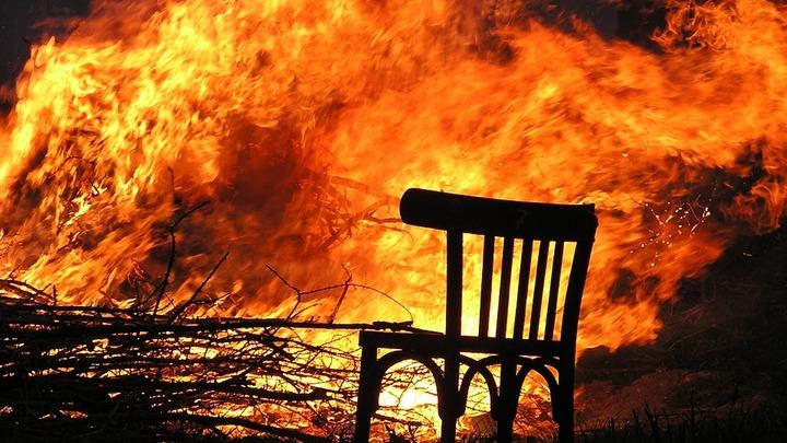 Судебный пристав в Приморье стал пожарным поневоле