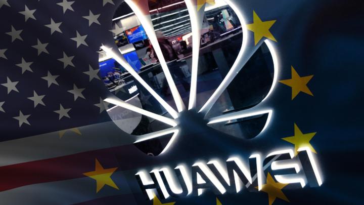 Почему США отталкивают от себя вместе с Huawei всю Европу