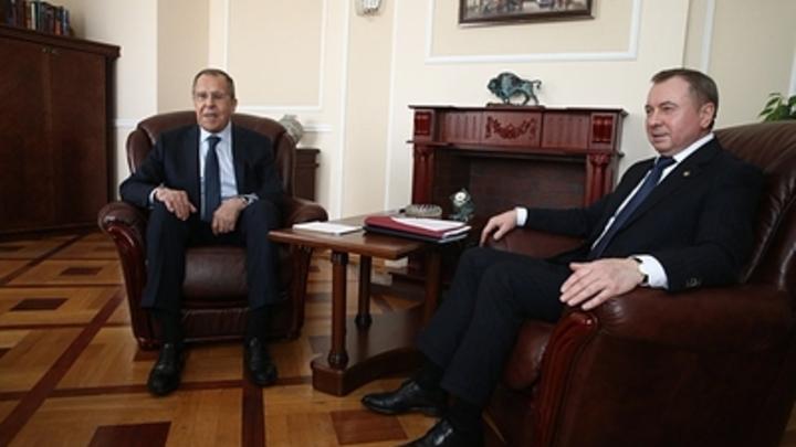 Разбор полетов! О чем будут говорить главы МИД Беларуси и России в Москве