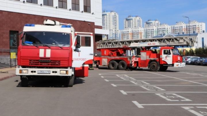 В Кемерове эвакуировали здание Восьмого Кассационного суда