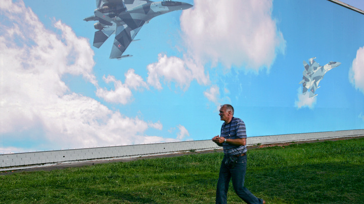 Каир собрался купить русcкие Су-35: Госдеп тут же нашёл нарушение прав человека