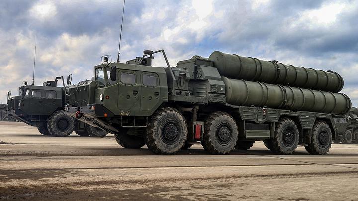Турки вскрыли С-400? Тайна русского Триумфа обернулась провокацией