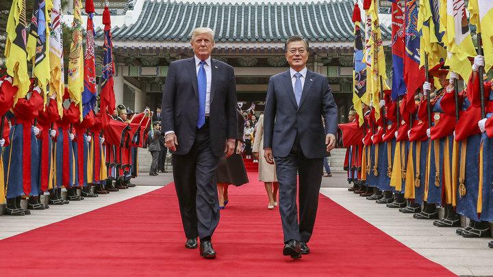 Опасные гастроли шоумена Трампа в Азии