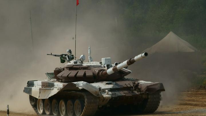 Под Москвой начались испытания модернизированных танков Т-80БВМ и Т-72Б3М