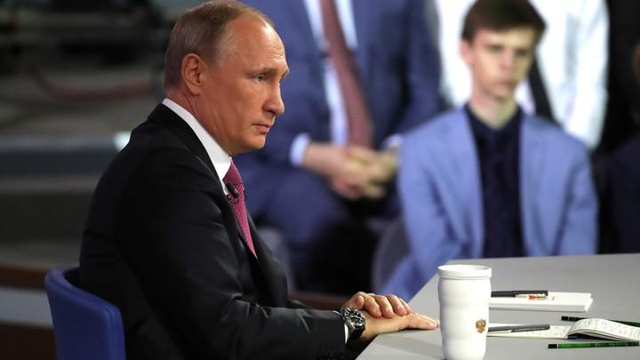 Разговор напрямую: О чём жители России спросят Владимира Путина