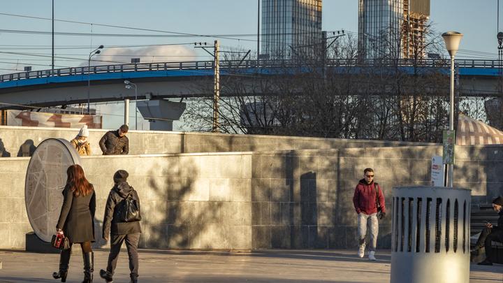 В Новосибирске разбился студент, упавший с Октябрьского моста