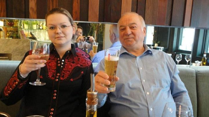 Юлия Скрипаль начала говорить