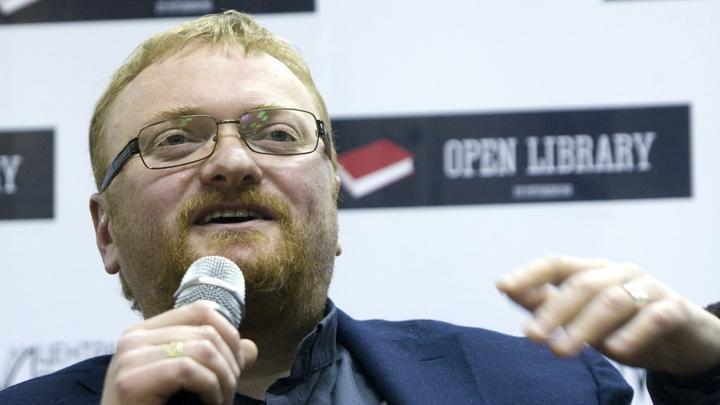 Милонов посоветовал Улюкаеву не шуточки шутить, а раскаяться
