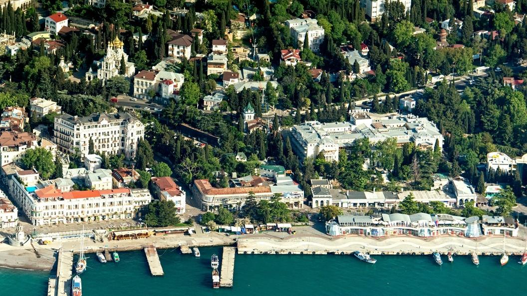 Крым попал в тройку самых популярных направлений внутреннего туризма России