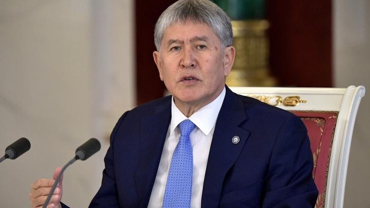Задерживали жёстко: Фото с территории дома экс-президента Киргизии породило подозрения