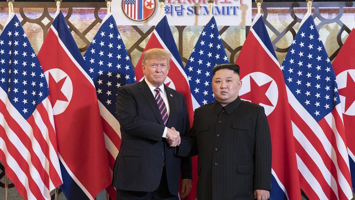 Реально переговоров никаких не было: Эксперт о встрече Трампа и Ына во Вьетнаме