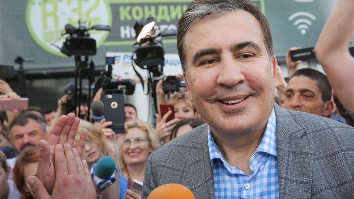 Когда моя нога вступит на Грузию, им конец: Соловьев обнародовал поток сознания от Саакашвили