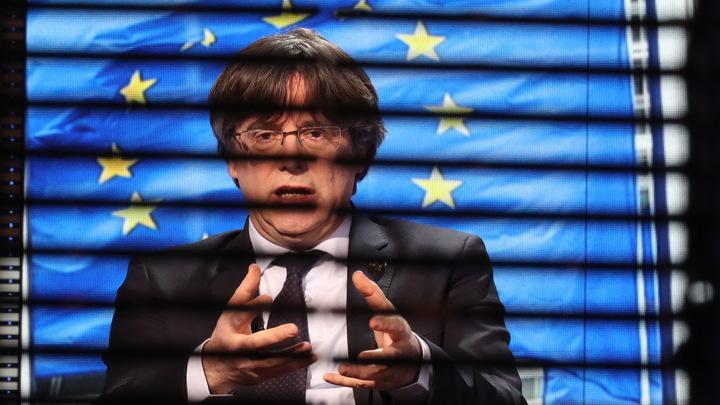 Экс-глава Каталонии арестован: Итальянцы сделали то, от чего отказались французы